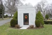 Mausoleum - Woodlawn Cemetery Everett Masssachusetts