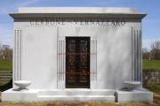 Private mausoleum - Woodlawn Cemetery - Everett Massachusetts