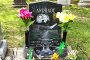 Woodlawn Memorial - slant markers