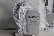 headstone design - Roslindale MA