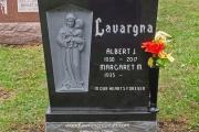 St. Anthony & Child headstone