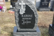Woodlawn Memorials - single grave headstones