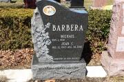 single monument Impala Granite
