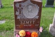 Catholic single headstone
