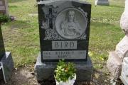 Sacred heart of Jesus headstone - Holy Cross Cemetery, Malden, MA