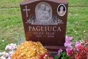 our Catholic headstone designs