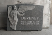 Deveney Headstone