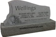 Woodlawn Memorials - Unique Designs - Jamaica Plain