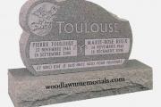 Headstone - Salem, MA