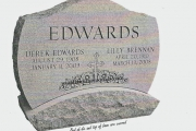 Edwards grave