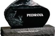 Pedroia gravestone Topsfield, MA
