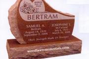 we install headstones in Greenlawn Cemetery, Salem Massachusetts