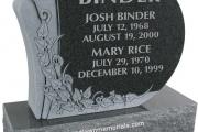 Lowell Ma headstone design