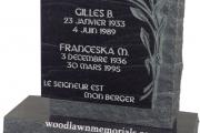 Kingston ma headstone