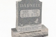 headstones for Mt. Auburn Cemetery - Cambridge Massachusetts