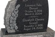 headstone - Amesbury, MA