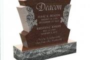 Custom design - Greenlawn Cemetery, Salem, MA