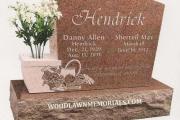 Custom headstones for cemeteries - North Billerica Massachusetts