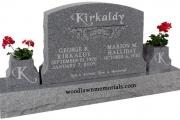 family lot headstones - Wilmington Massachusetts