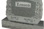 headstone - Billerica MA