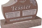 headstones for Greenlawn Cemetery, Salem Massachusetts