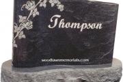 Thompson headstone - Salem, MA