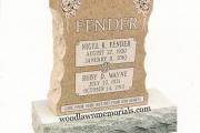 fender headstone - Beverly Massachusetts