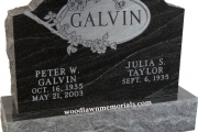 Woodlawn Memorials - Unique Designs - Beverly Farms Cemetery, Beverly Massachusetts