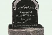 our custom headstone designs - Beverly, Massachusetts