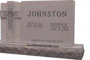 johnston lot headstone - Boston, MA