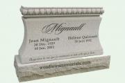 headstone designs - Watertown Massachusetts