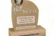keese headstone - Hyde Park - MA