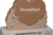 rumsfield gravestone -