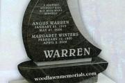 custom headstones for Beverly, Massachusetts