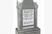 unique headstone ideas
