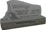 Woodlawn Memorials - Unique Designs - Jamaica Plain