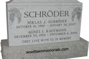 headstone idea for Mt. Auburn Cemetery, Cambridge Massachusetts