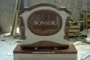 custom headstone - Wayland Massachusetts