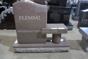 Pine Ridge Cemetery Headstone designs