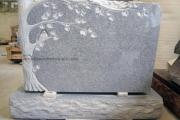 headstone - Pine Ridge Cemetery