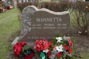 family cemetery monument