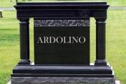 Ardolino headstone - Needham, Massachusetts