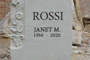 Rossi Monument, Lynn Ma