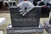 Wakefield headstone