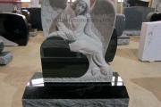 Sculpted Angel gravestone