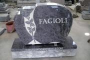 bahama blue family lot headstone