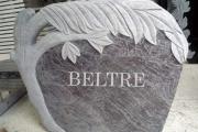 headstone design - Groveland Massachusetts