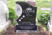 unusual headstone design