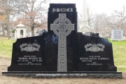 Large estate monument designs for Forest Hills Cemetery, Boston, MA