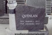 Quinlan family memorial